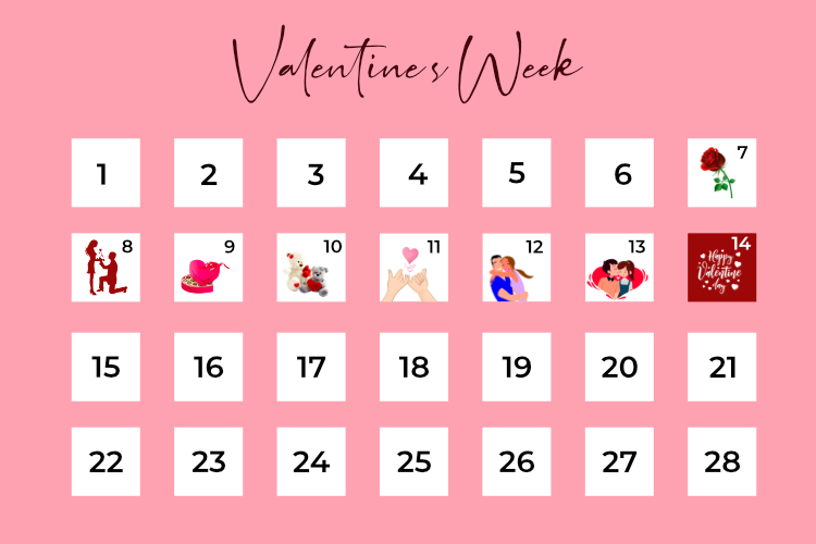 Valentine Week 2021: Important Dates to Celebrate & Find Best Match Based on Zodiac