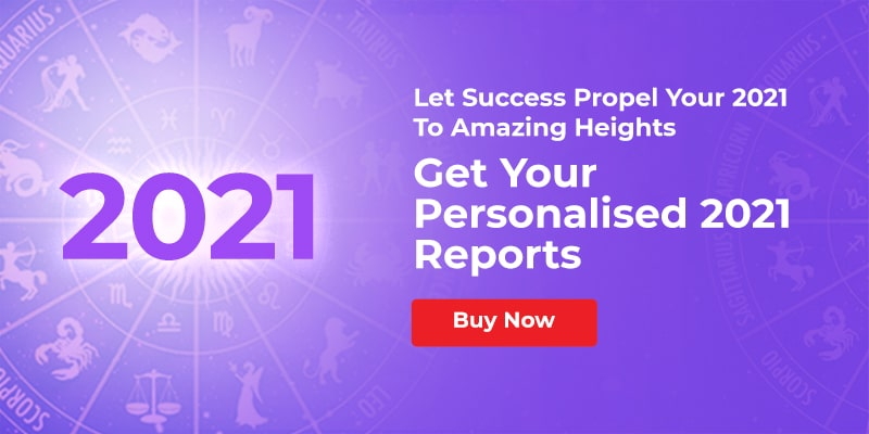 Get Your Personalised 2021 Reports