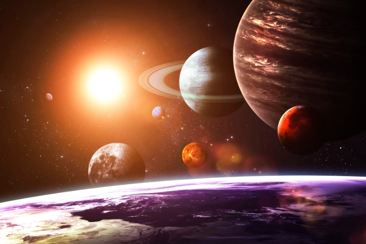2021 Astrological Transits: Mark The Dates for Major Planetary Transit in March