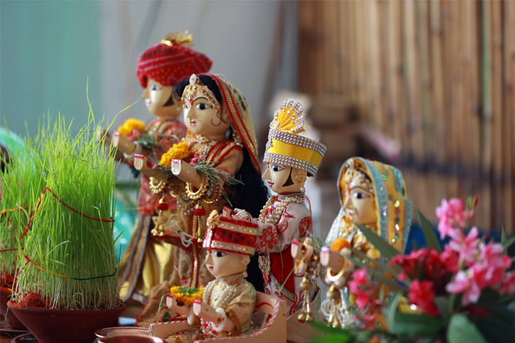 Importance of Gangaur / Gauri Tritiya: Festival Celebrating Marital Bliss