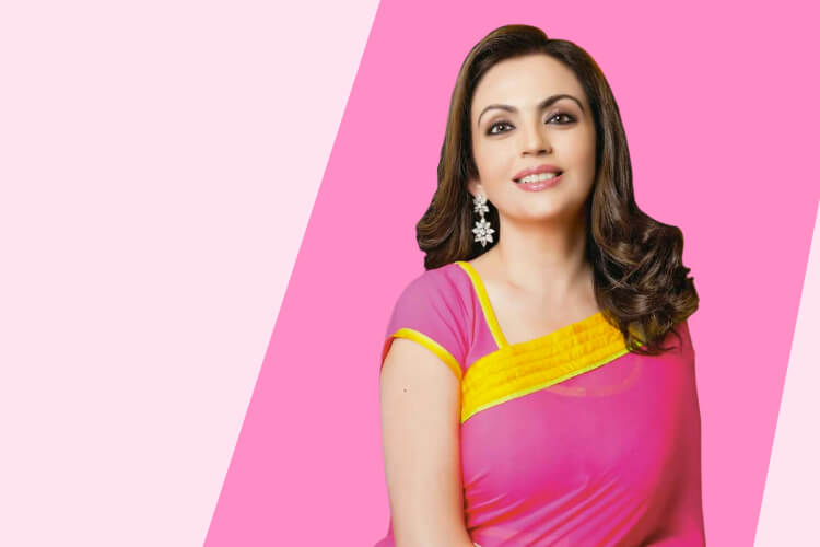 Nita Ambani - The Philanthropic Tycoon