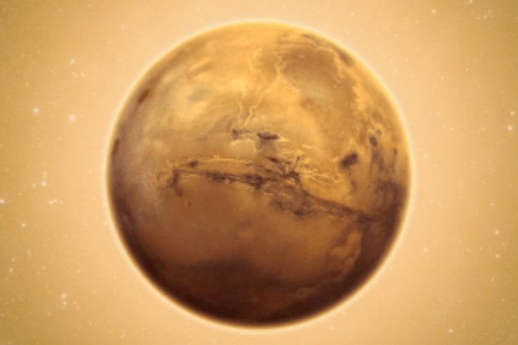 Aries Ruling Planet: Mars
