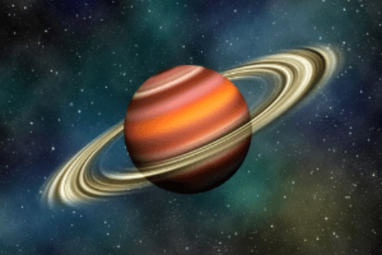 Capricorn Ruling Planet:  Saturn