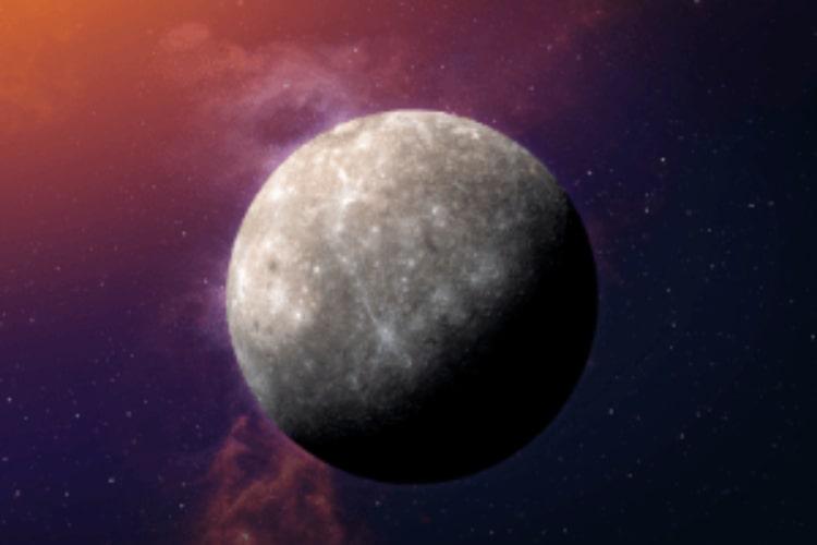 Gemini Ruling Planet: Mercury
