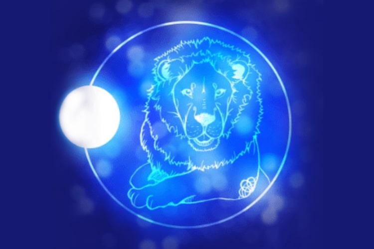 Leo Symbol (The Lion)