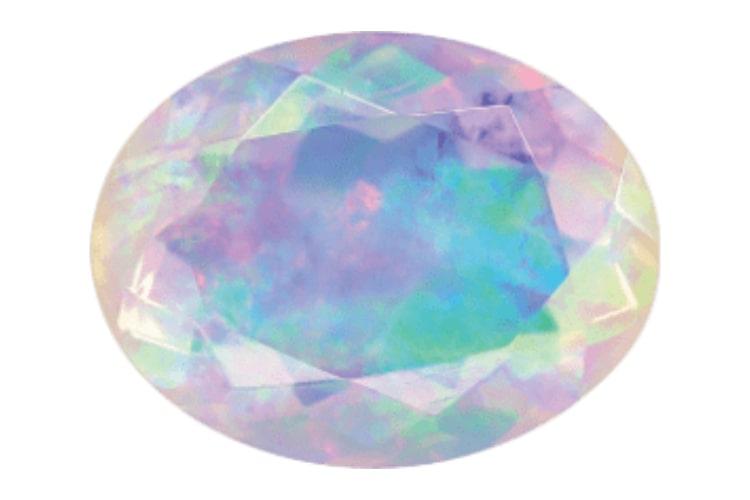 Libra Birthstone: Opal