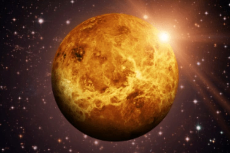 Libra Ruling Planet: Venus