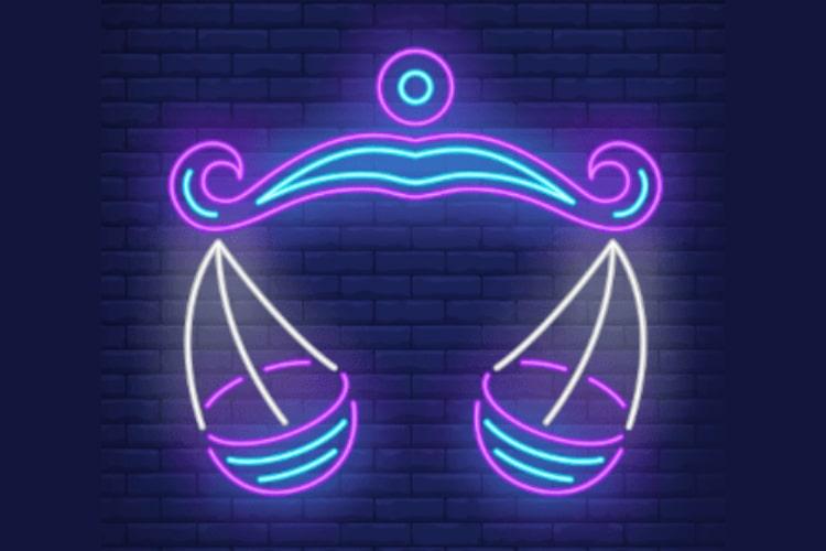 Libra Symbol :The Scales