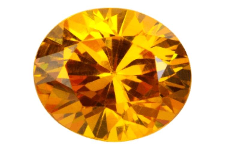 Pisces Birthstone: Yellow sapphire